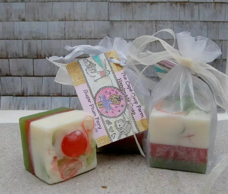 Sugar Plum Fairy Soap