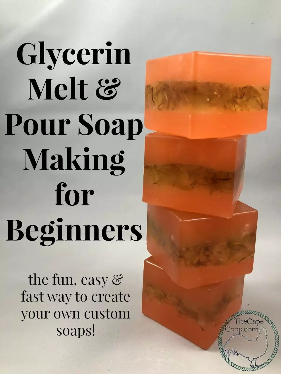 The Intricate Art of Soap Making