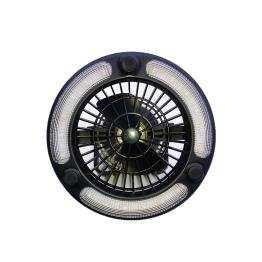 caravan accessories light and fan