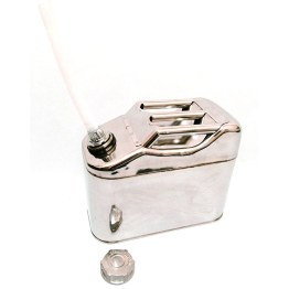 caravan accessories jerry can stainless steel