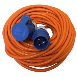 caravan accessories caravan electric hook up cable 25