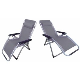 caravan accessories zero gravity chair set