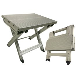 caravan accessories aluminium table