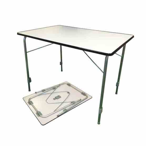 caravan accessories deluxe camp table