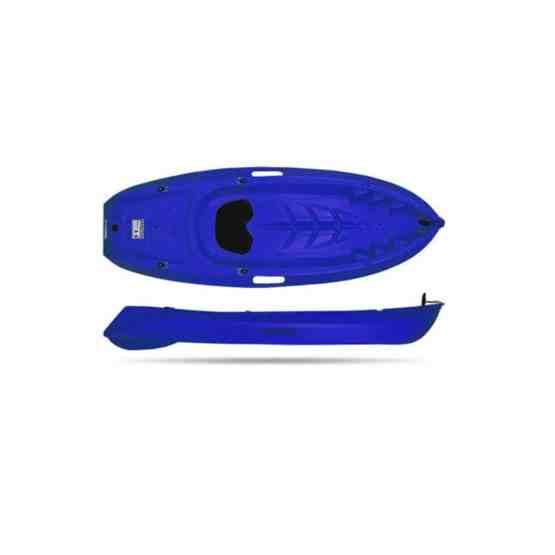 caravan accessories sit on top junior kayak blue