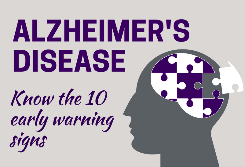 alz disease 10 warning signs and basics