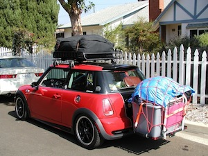 Save fuel by not overloading your car! (The Car Expert)