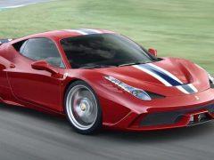 2014 Ferrari 458 Speciale (The Car Expert)