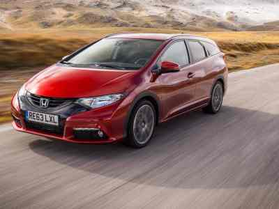Honda Civic Tourer review (The Car Expert)