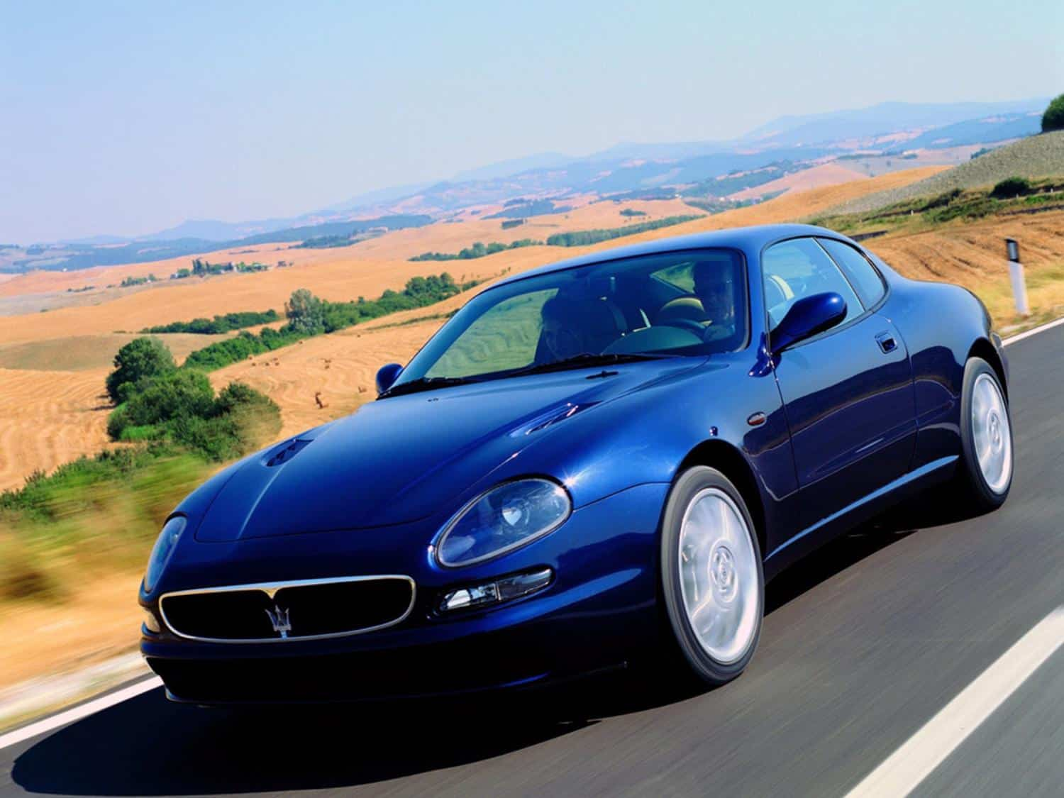 Maserati 3200 GT - 10 cool cars for under £10,000 (The Car Expert)