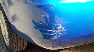 Minor car damage may not be worth repairing