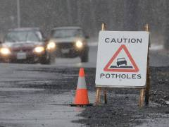 Potholes and politics - motoring in the UK (The Car Expert)