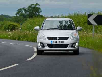 Suzuki Swift Dualjet review (The Car Expert)