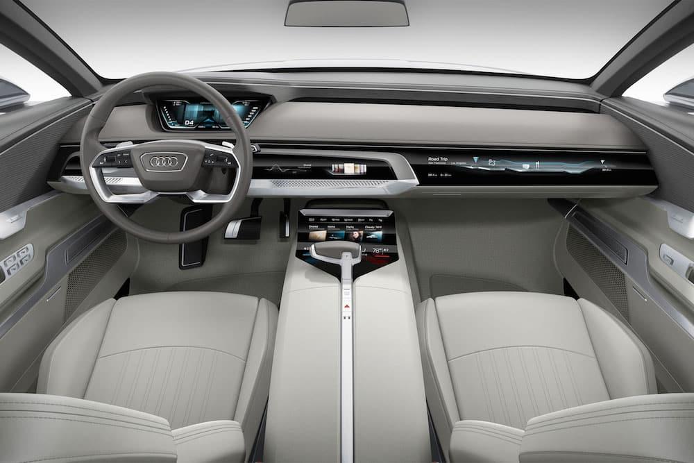 Audi prologue concept car 04 (The Car Expert, 2014)