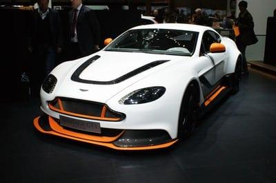 Aston Martin Vantage GT3, Geneva Motor Show 2015