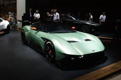 Aston Martin Vulcan, Geneva Motor Show 2015