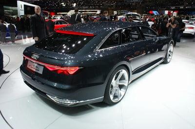 Audi prologue Avant concept, Geneva Motor Show 2015