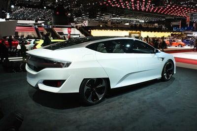 Honda FCV Concept, 2015 Geneva Motor Show