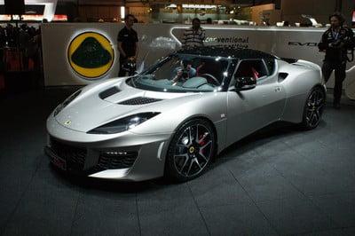 Lotus Evora 400, Geneva Motor Show 2015