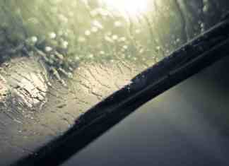 windscreen wipers should be part of your regular car check