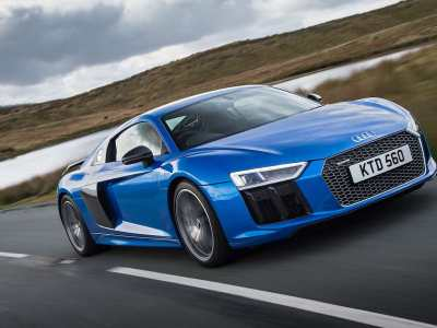 Audi R8 review Mk2 (The Car Expert)
