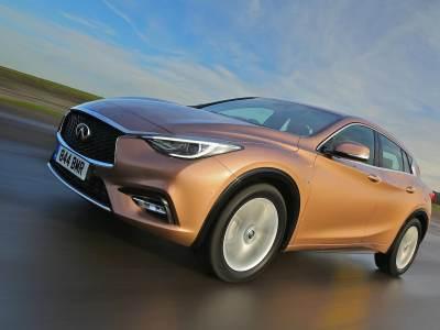 Infiniti Q30 review (The Car Expert)