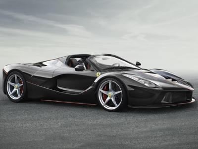 LaFerrari Spider 01