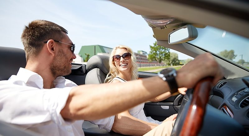 Chatting with your passengers is an example of distracted driving