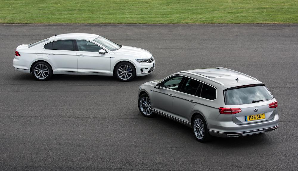 Volkswagen Passat GTE saloon and estate (The Car Expert)
