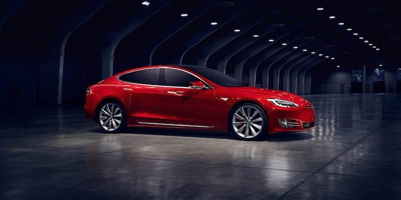 Tesla Model S - 2016 facelift