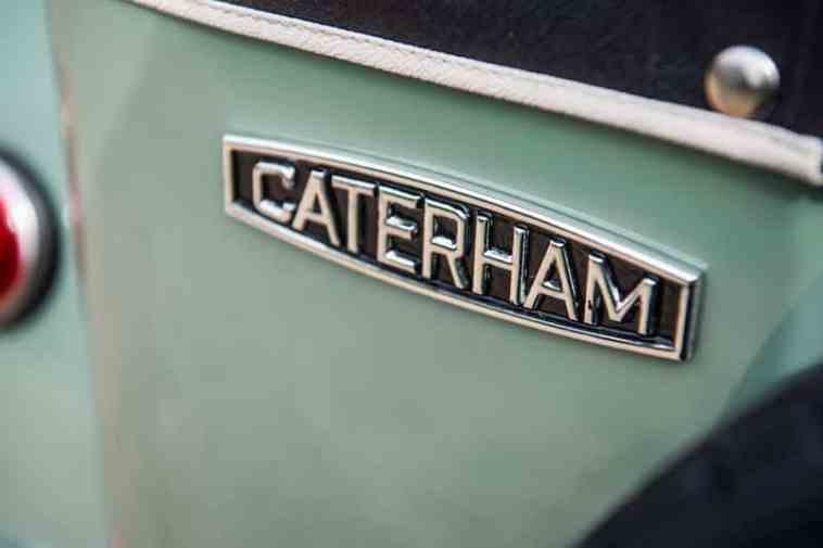 Caterham Seven Sprint badge 01