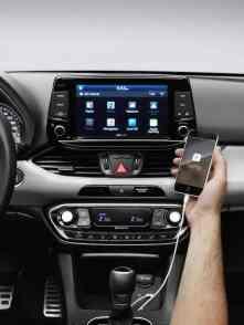 Hyundai i30 interior 03