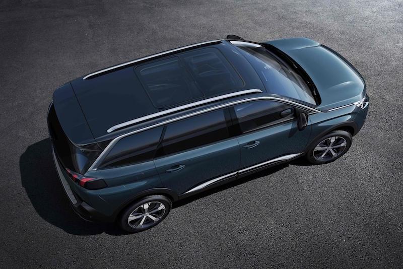 New Peugeot 5008 SUV 03
