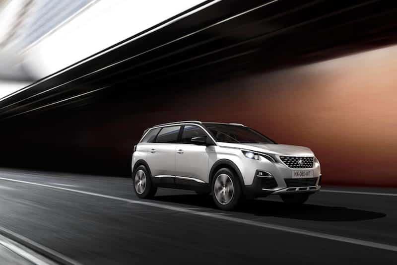 New Peugeot 5008 SUV 04