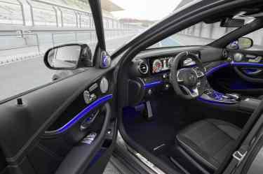 Mercedes-AMG E 63 S saloon 07