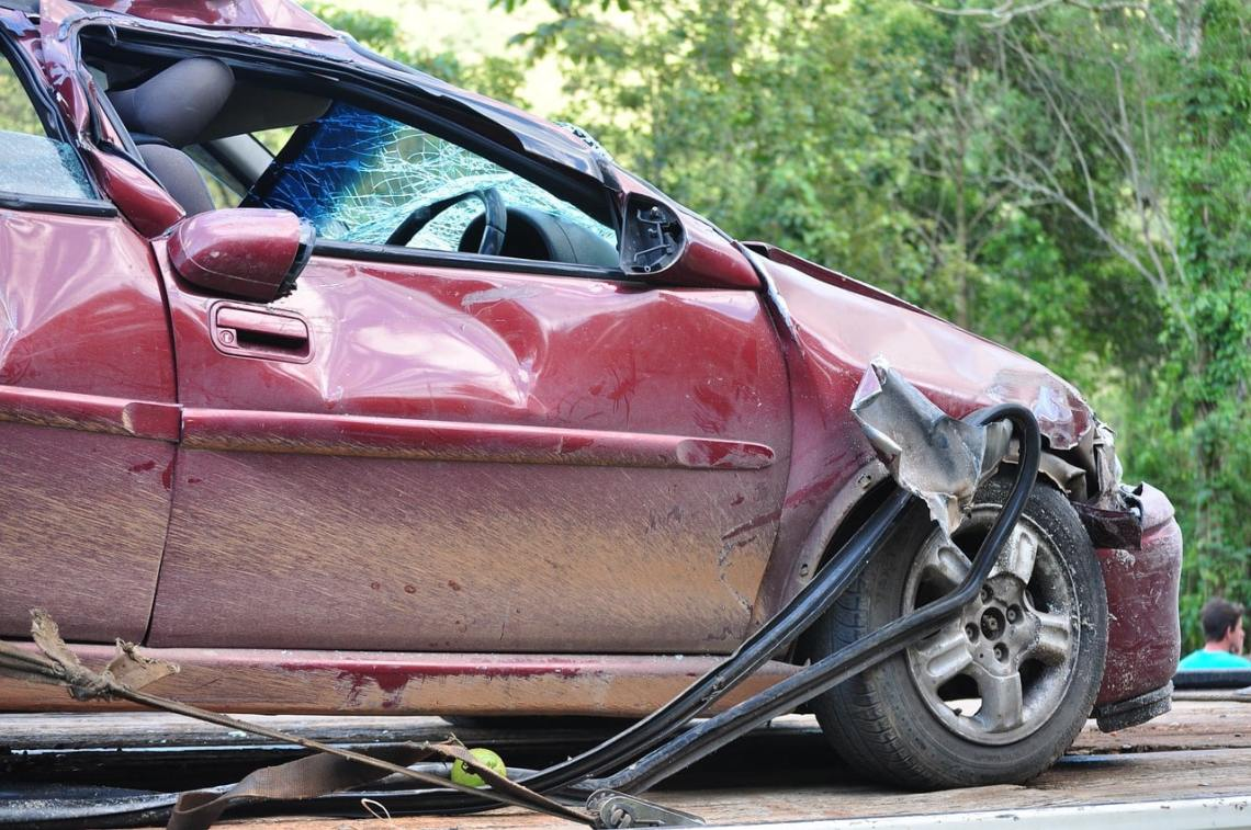 UK road accident data (The Car Expert)