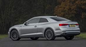 Audi A5 rear34