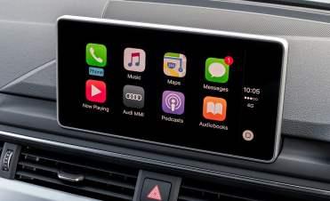 Audi-A5-touchscreen