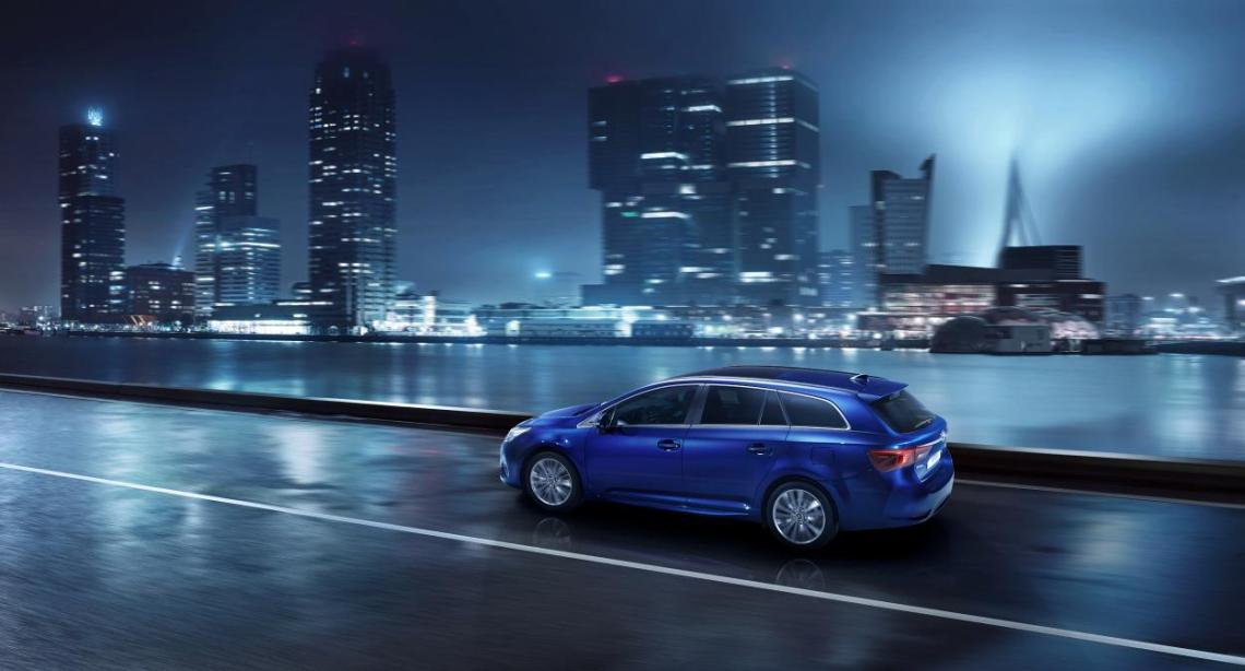 Toyota Avensis leasing options