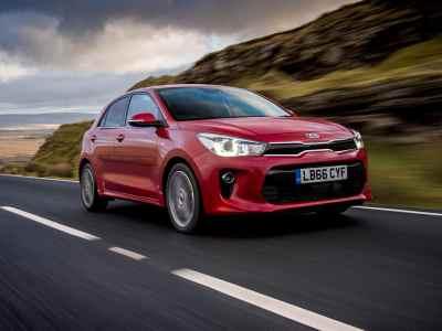 Kia Rio review 2017 (The Car Expert)