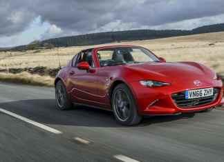 Mazda MX-5 RF wallpaper | The Car Expert
