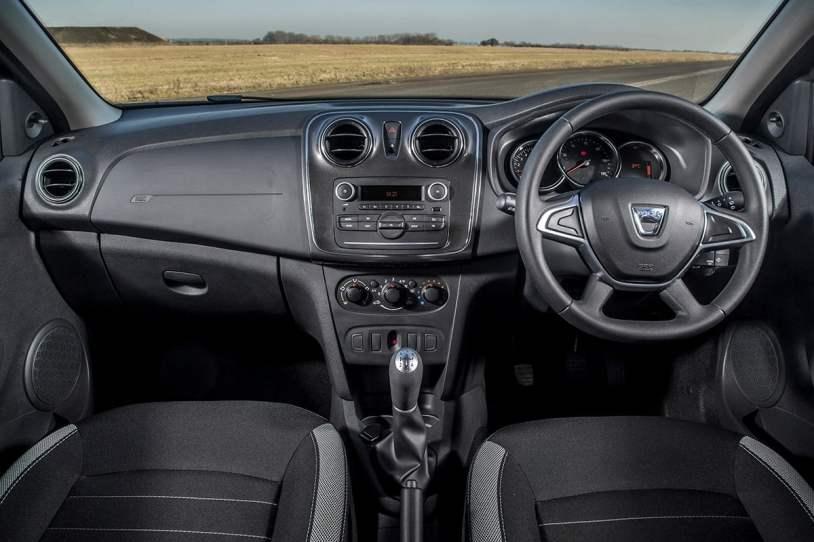 Dacia Sandero Stepway dash