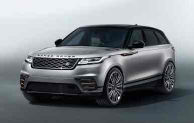 Range Rover Velar front 34