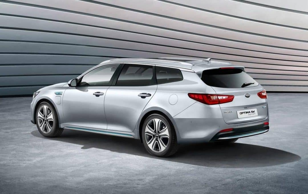 Kia has released two new plug-in hybrids