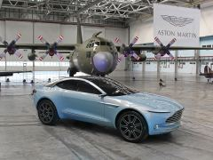 Aston Martin DBX St Than