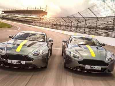 Aston Martin AMR V8 & V12