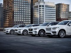 Volvo cars electric