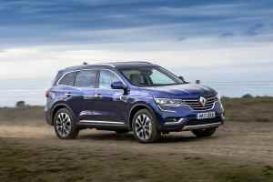 Renault Koleos off-road | The Car Expert