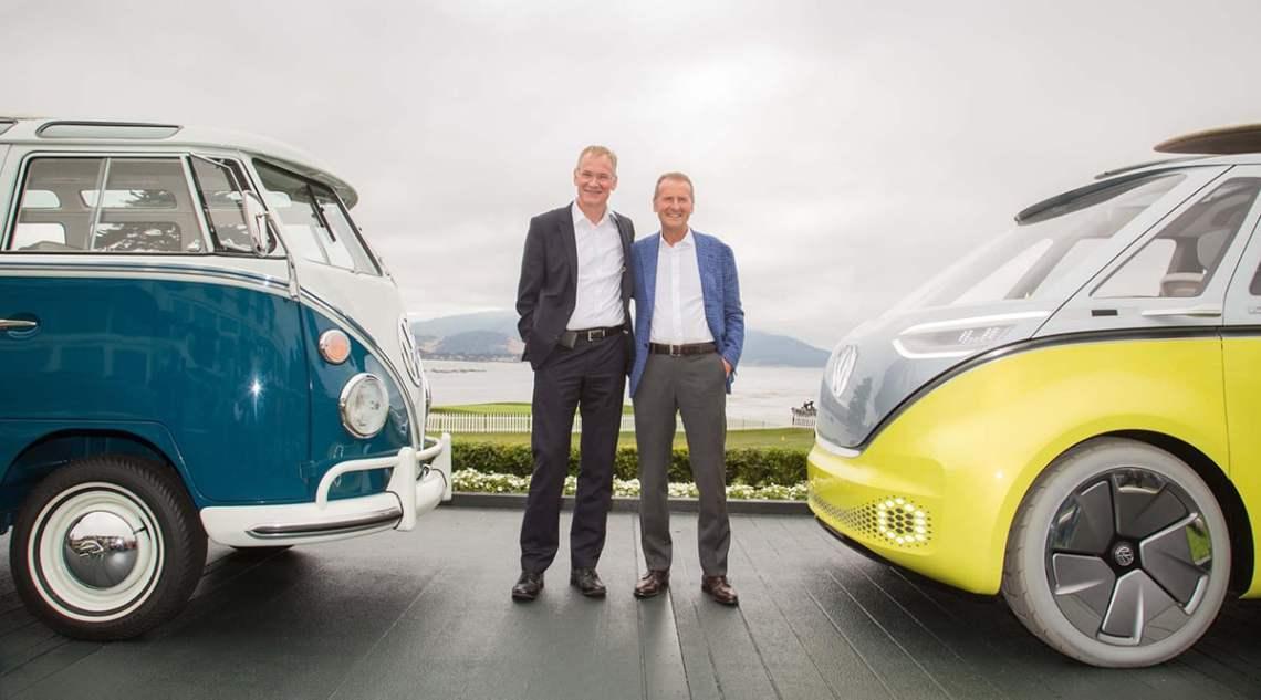 Volkswagen I.D. Buzz The Car Expert