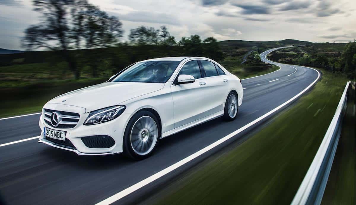 Mercedes-Benz diesel part-exchange allowance scrappage scheme